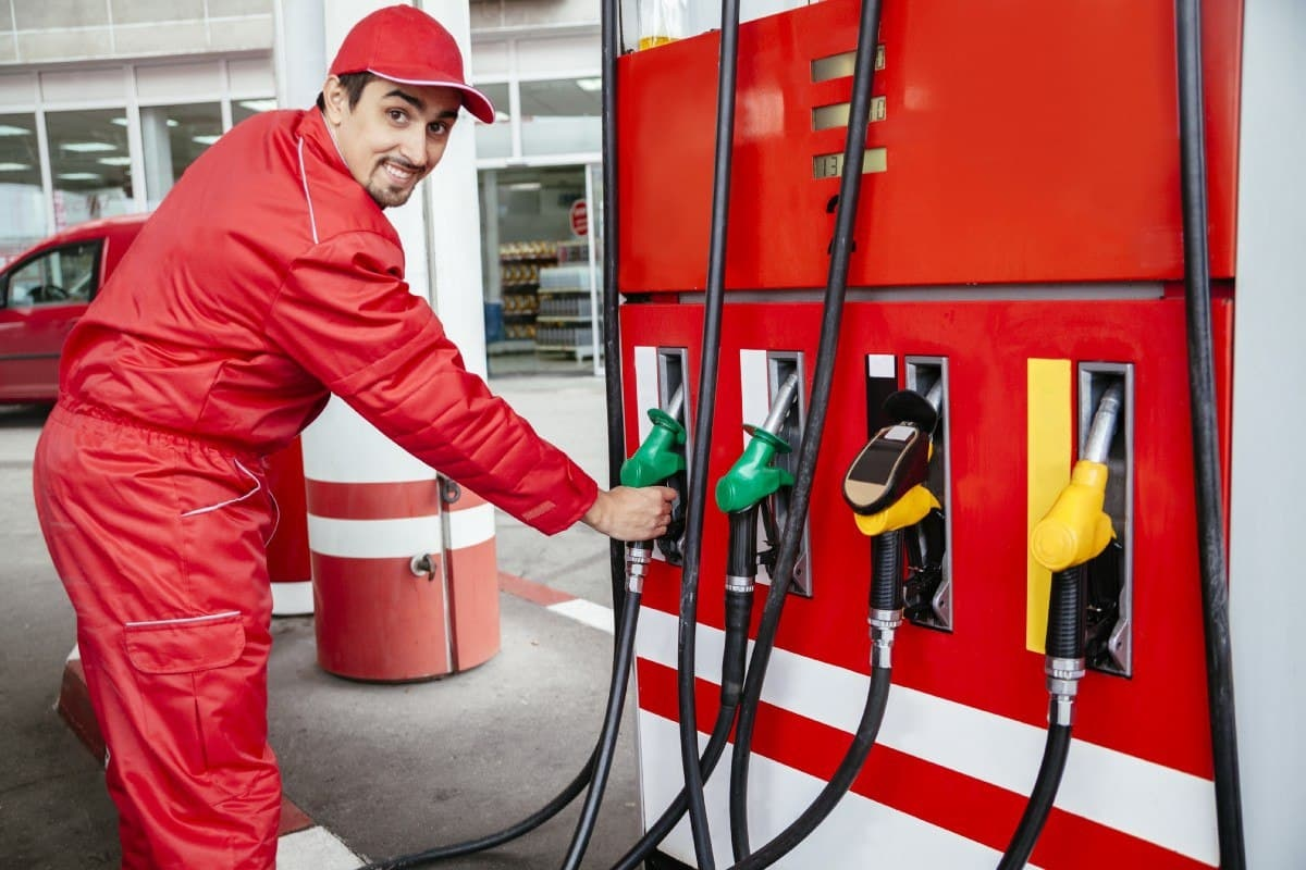 Success Story. Gas Refilling Station Supplier.