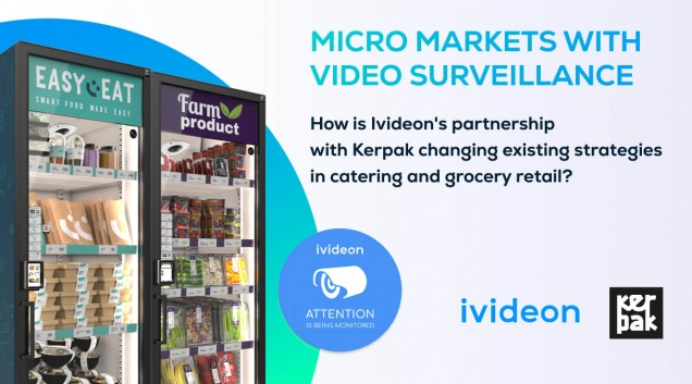 A new approach to catering from Ivideon and Kerpak.